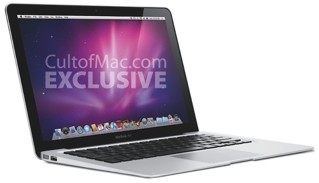 Новый MacBook Air 11,6 порция слухов