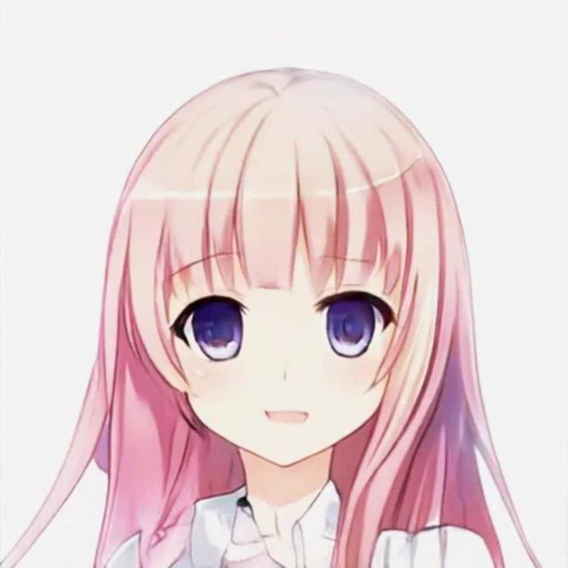 Coub video - Аниме генератор причесок - hair, прически, аниме, волосы