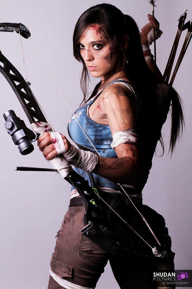 Самые красивые персонажи игр 2013 года - косплей,игры,женщины