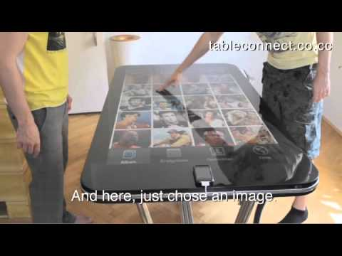 Youtube video - Если вам не хватает дюймов на iPhone 4 - стол, iphone 4, youtube