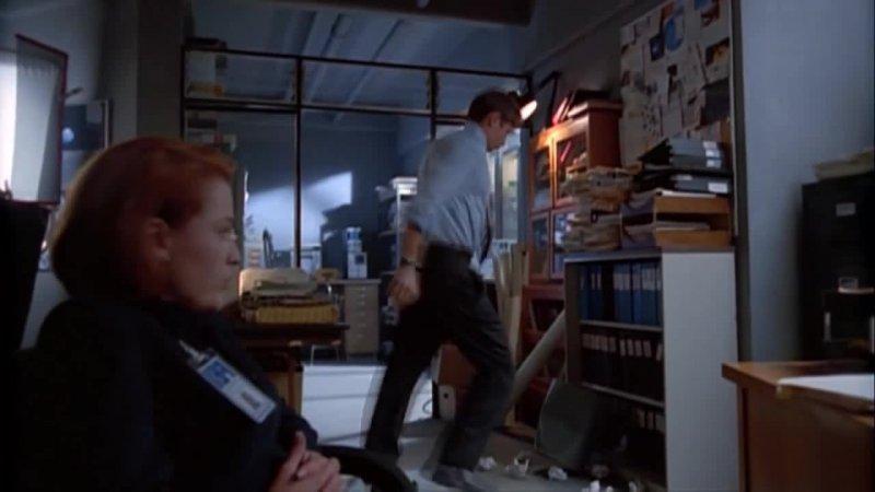 Coub video - Понедельник у Fox Mulder - Fox Mulder, юмор, понедельник, coub