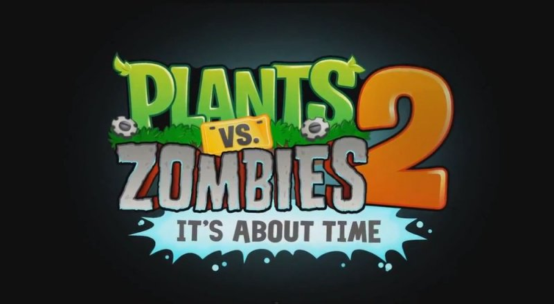 Качаем Plants vs. Zombies 2 на iPad и iPhone бесплатно!